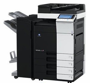 Copier Copy Machine Bizhub C554